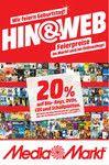 [Mediamarkt] Freitag und Samstag gibts 20% Rabatt auf alle Blu-Rays, DVDs, CDs und Schallplatten