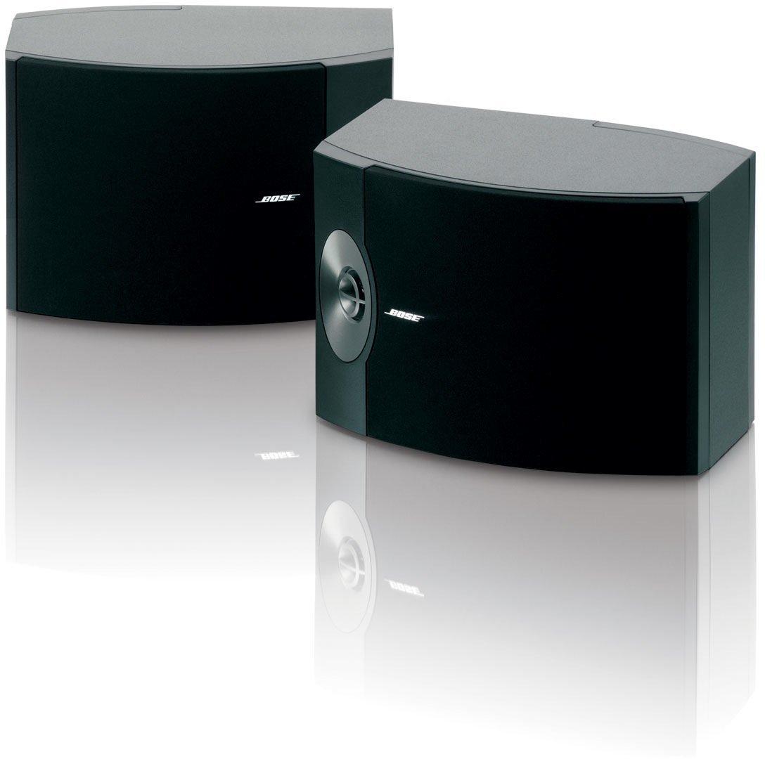 [@DC] Bose 301 Direct/Reflecting Lautsprecher mit Stereo Targeting Tweeters in schwarz [+3% shoop]