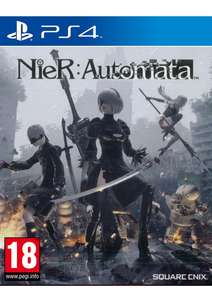 Nier:Automata – Standard Edition (PS4) ab 35,88€ inkl. VSK (SimplyGames + Base.com + Shopto)