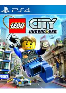 Lego City: Undercover (PS4 & Xbox One) für je 25,83 inkl. VSK (SimplyGames)