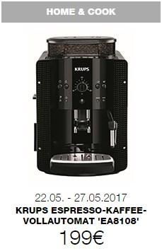 [lokal][Metzingen] KRUPS EA8108 Kaffeevollautomat