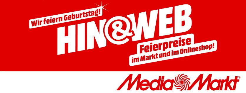 Mediamarkt 4% Cashback via Shoop + Gutschein 5€ ab 50€/ 10€ ab 100€
