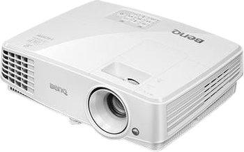 BenQ TW529 - DLP, 3D, HD WXGA, 3.300 ANSI Lumen, 13.000:1 Kontrast, 1.1x Zoom, HDMI