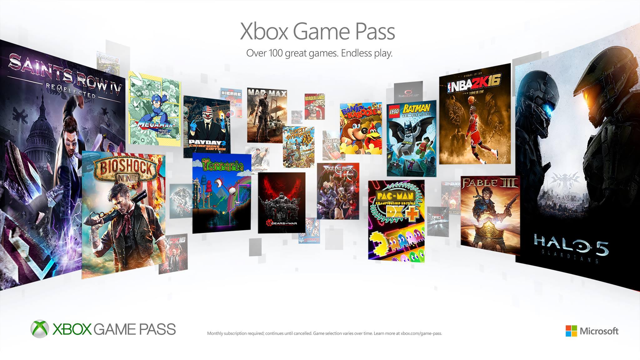 Xbox Game Pass 14 Tage Trial gratis - ab heute für Gold Mitglieder - ab 1.6. für nicht Gold