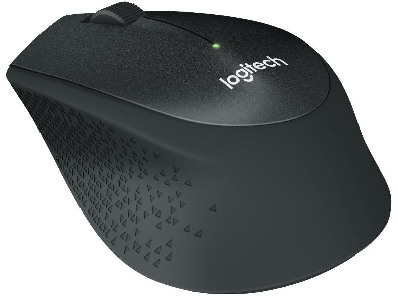 [Mediamarkt] Logitech Funk-Maus Optisch M330 Silent Plus Schwarz für 19,-€ Versandkostenfrei