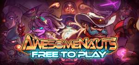 Awesomenauts (Steam) Free-to-Play