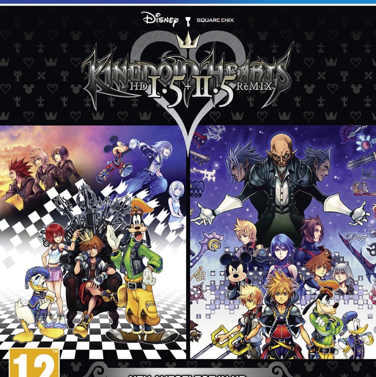 Kingdom Hearts HD 1.5 + 2.5 Remix (PS4) für 28,35€