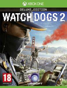 Watch Dogs 2: Deluxe Edition (PS4 & Xbox One) für je 24,20€ Inkl. VSK (Game UK)
