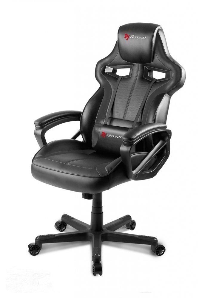 Arozzi Milano Gaming Chair in folgenden Farben: schwarz, weiß, blau, grün, rot (Alternate)
