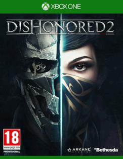 Dishonored 2: Das Vermächtnis der Maske (Xbox One) für 14,95€ inkl. VSK (Game UK)