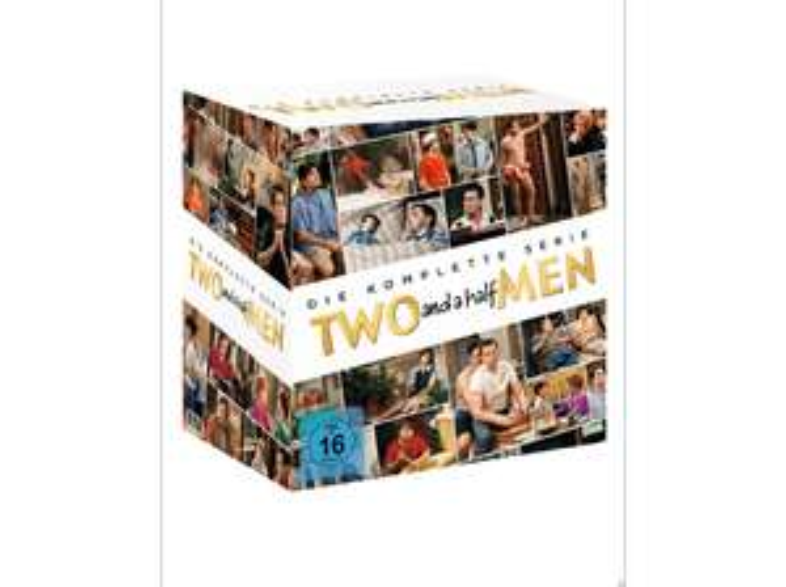 Two and a half man DVD-Komplett-Box 49.99€
