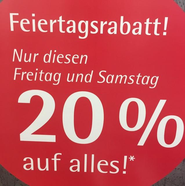 WMF Store - 20% auf alles!*