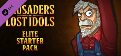 [STEAM] Crusaders of the Lost Idols - Elite Starter Pack (DLC) @Marvelousga