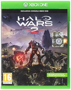 Halo Wars 2 (Xbox One Retail) für 23,32€ inkl. VSK (Amazon.it)