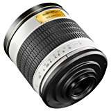 Walimex Pro 500mm f6.3 DX T2 Objektiv [Micro Four Thirds] für 96,93€ (Amazon.it)