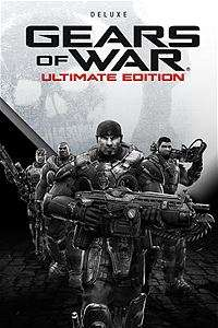 Gears of War Ultimate Edition Deluxe Version (Xbox One) für 14,26€ (Microsoft US)