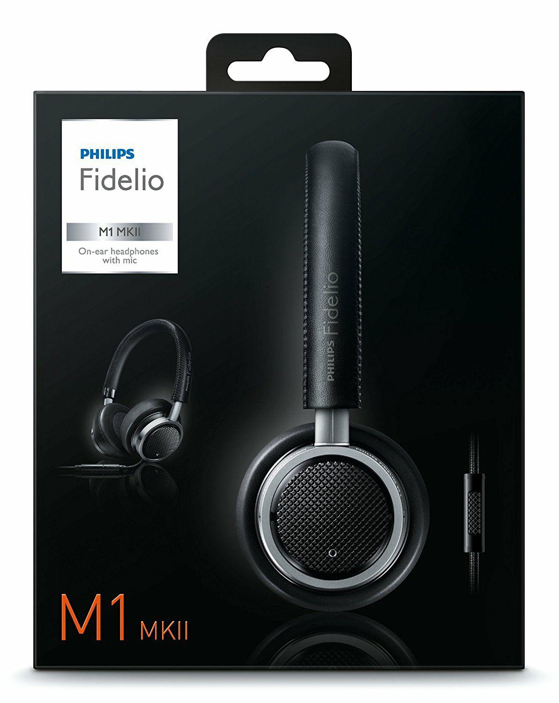 Philips Fidelio MK II ON-Ear Headset Kopfhörer @amazon.fr