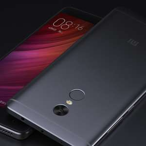 Xiaomi Redmi Note 4, 3GB RAM, 5,5'' FHD IPS, Snapdragon 625, 32GB eMMC, 13MP, 4100mAh inkl. Band 20 (Globale Version) [Gearbest]