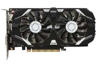 [Mediamarkt] MSI GeForce GTX 1050 OC 2GB (V809-2286R) (NVIDIA, Grafikkarte)