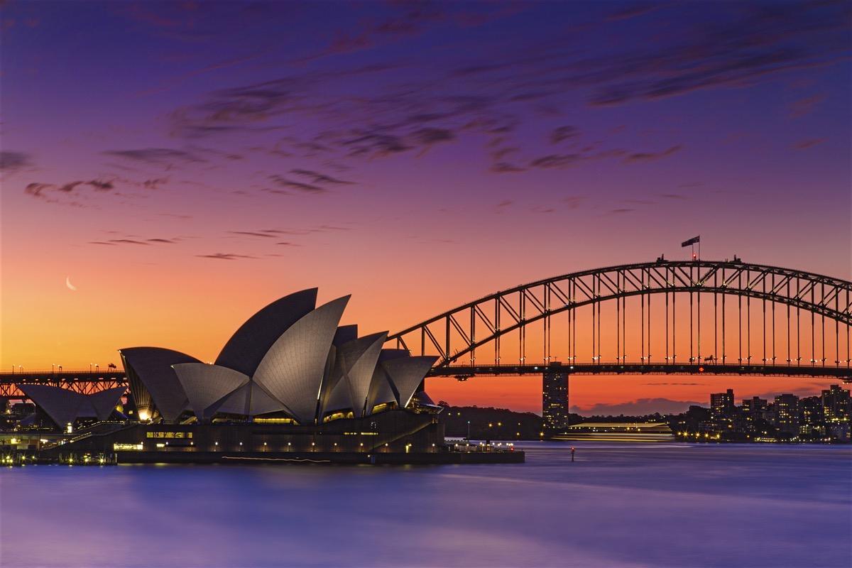 Günstige Flüge für Asien/Australien-Touren bei Air China