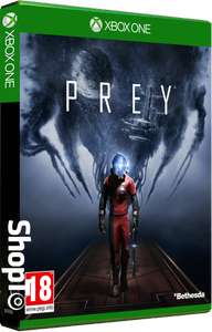 Prey inkl. Cosmonaut Shotgun DLC (Xbox One & PS4) für je 35,40€ inkl. VSK (ShopTo + Base.com)