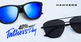 Hawkers Sonnenbrillen: 40% Rabatt zum Vatertag bei mindestens 2 Brillen