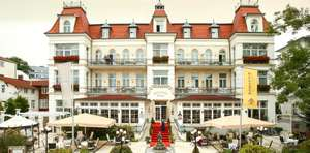 40% Rabatt 4* Hotel Usedom 3 Tage Frühstück, Abendessen&Sekt für Zwei