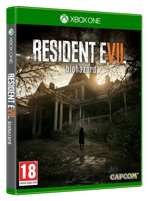 Resident Evil 7: Biohazard + Burner Set DLC Pack (Xbox One) für 36,55€ inkl. VSK (ShopTo)