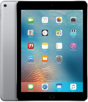 """Microspot (637 CHF) Mediamarkt (CH) Apple iPad Pro, 9.7"""", 128 GB, Wi-Fi, space grau 639 CHF"""