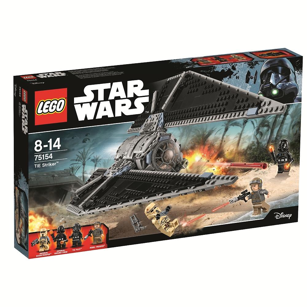 Lego Star Wars 75154 Tie Striker für 34,98€ bei Abholung @ToysRUs