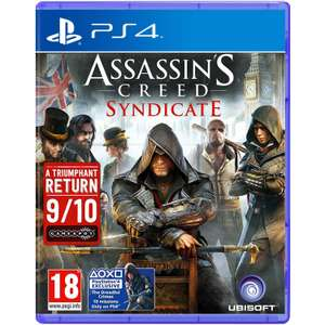 Assassin's Creed: Syndicate (PS4) für 13,49€ (MyMemory)