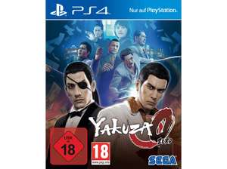 [Saturn Weekend Deals] Yakuza Zero - PlayStation 4 für 29,-€ Versandkostenfrei