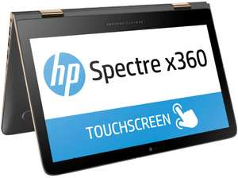 HP Spectre x360 13,3 Zoll, 8GB RAM, i7, 256 GB SSD, Convertible [Mediamarkt.de] + 4% Qipu + ggf. 10€ Mediamarkt Guschein