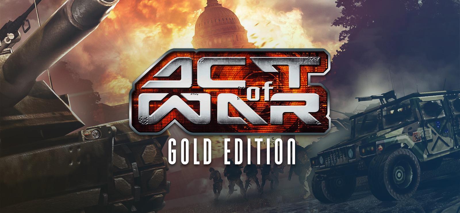 Act of War - Gold Edition [GOG] für 1,89€