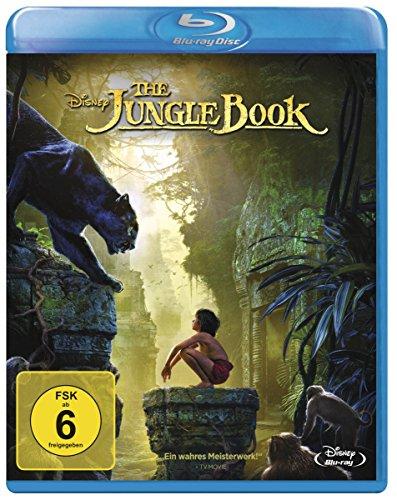 The Jungle Book [Blu-ray]  - Prime