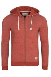 Jack & Jones Recycle Herren Sweatjacke (12089492) rot für 17,99€ [Outlet46]