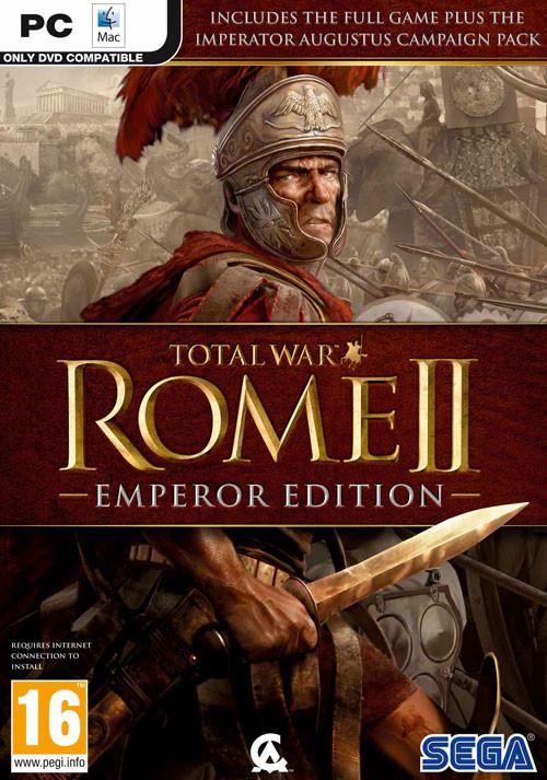 Total War: Rome II - Emperor Edition für 8,73€ [Games Planet UK] [Steam]