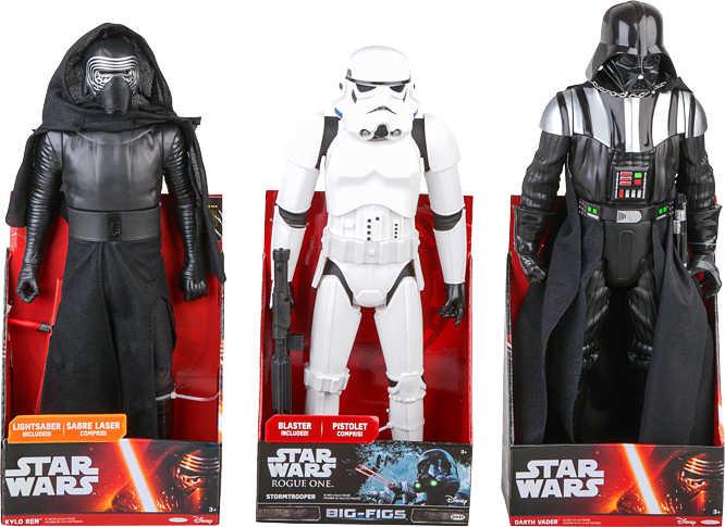 Versch. Star Wars Figuren (Jakks Pacific ca. 50 cm)