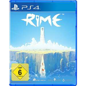 RiME (PS4 & Xbox One) für je 24,99€ (Müller)