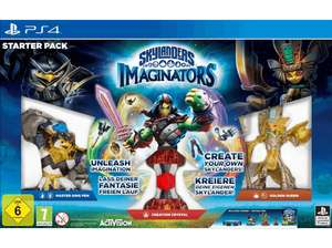 [PS4] SKYLANDERS Skylanders Imaginators - Starter Pack