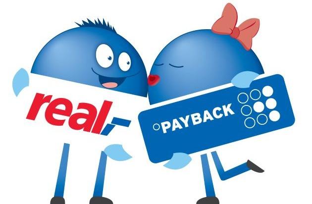 1000 Payback-Punkte ab 100€ Einkauf bei real,- am 31.5 und 01.6.2017