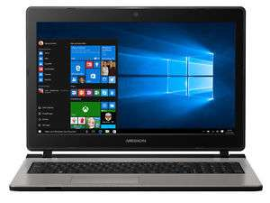 MEDION: INTEL i5 + 256 GB SSD + 8 GB RAM + WLAN/BLUETOOTH 4.1 + WIN10