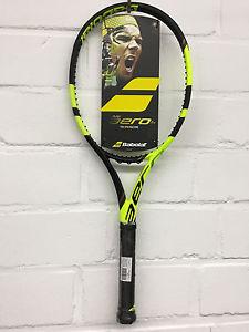 Babolat Tennisschläger Pure Aero VS (2017) in gelb-schwarz