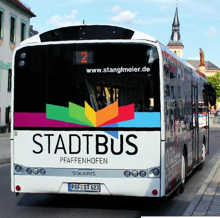 [lokal Pfaffenhofen] Stadtbusse fahren vier Monate kostenlos