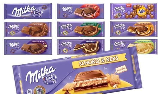 [NETTO MD] 3x große Milka Schokoladentafeln für nur 4,64€ (=1,55€/Tafel) Angebot+Coupon