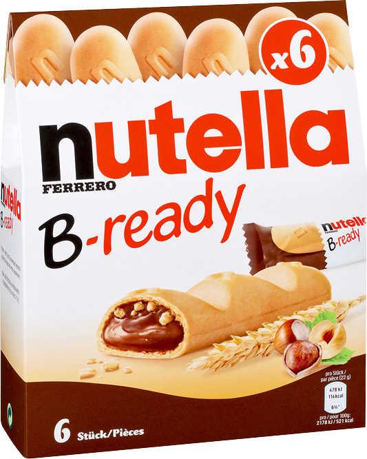 Nutella B-ready Ab dem 01.06 im Kaufland