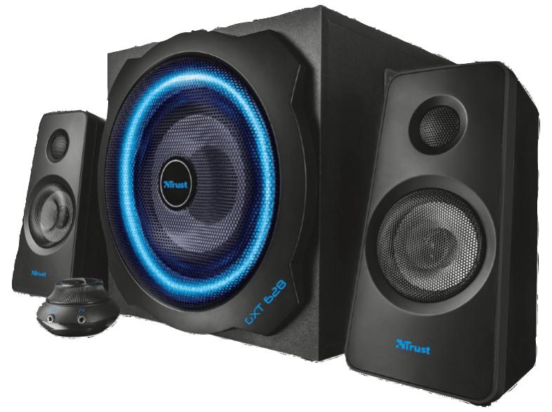 TRUST GXT 628 2.1 Illuminated Speaker Set Limited Edition Lautsprecher