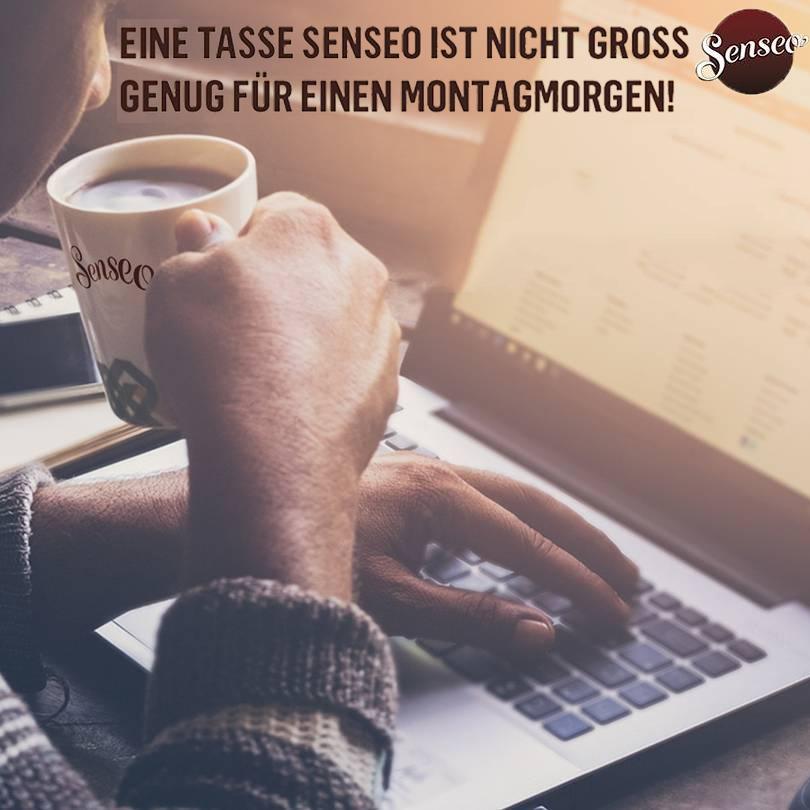 Senseo 240 Kaffeepads (Klassisch, Kräftig, Mild) @eBay