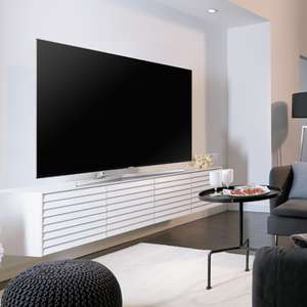"Samsung 4K UE65KS8090 163cm 65"" UHD TV mit HDR 1000, Quantum Dot und Ultra Black"