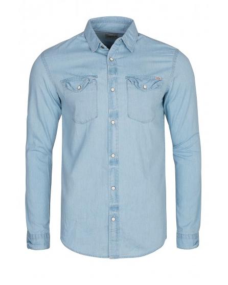 JACK & JONES Herren Hemden (verschieden Farben & Größen) für je 14,99€ statt ca. 24€ @Outlet46